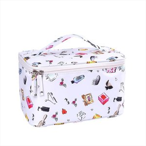 Cosmetic Bags Multifunction Travel Cosmetic Bag Women Makeup Bags Toiletries Organizer Waterproof Female sStorage Make Up Cases