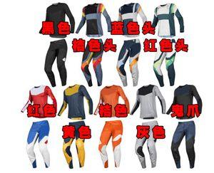 (Set f19-360) Велоспорт Rider Racing Brossing-Count Мотоцикл износостойкий дышащий полнометражный футболкой пружина и осенняя езда