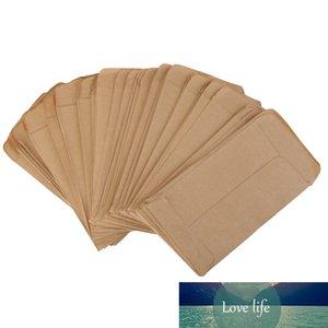 Papel Kraft 100pcs sacos de chá Food Presente pequeno sanduíche sacos de embrulho portátil Pão partido Fontes do casamento