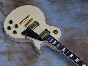 Negozio personalizzato Randy Rhoads Chitarra elettrica, tastiera ebano, tastiera limitata, fine tavoletta, chitarre di qualità della madreperla