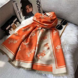 New high quality classic European and American Luxur99y hot style designer brand silk printed scarf elegant lady wrap scarf