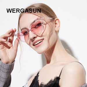 Love Heart Sunglasses Women Big Frame Personality Sunglass Fashion Cute Sexy Retro Cat Eye Vintage SunGlasses Female