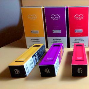 Puff más vapes desechables Servicio de colores personalizados disponibles 550mAh Cigarrillo electrónico desechable vs Bang XXL Vape desechable