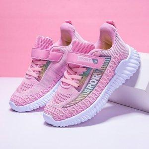 Zapatos para niños SKHEK 2019 zapatos de los niños en blanco de cuero causal niñas zapatillas de deporte de niños respirables del niño de las zapatillas de deporte Deportes 1007