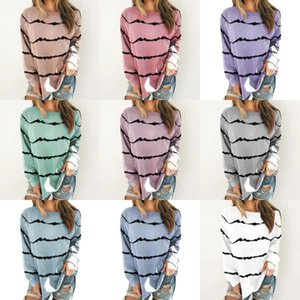High End Women Girls Knit Sweater Jacket Striped Motif Cardigan Single Breasted Stretch Lapel Neck Long Sleeve Knitwear Fashion Design To#794