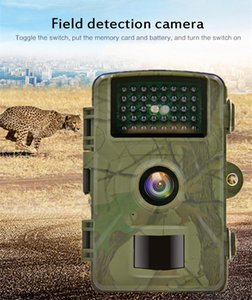 INCROYABLE!!! 1080P Wildlife Trail Appareil photo Piège chasse infrarouge Camer Caméscopes grand public