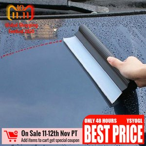 Non-Scratch Flexible Soft Silicone Handy Squeegee Car wrap tools Water Window Wiper Drying Blade Clean Scraping Film Scraper