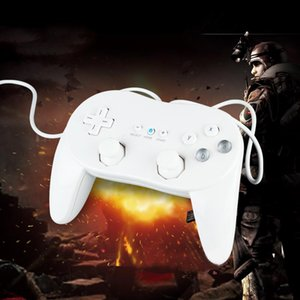 New Pro Classic Game Controller Pad Console Joypad for Wii Remote USA