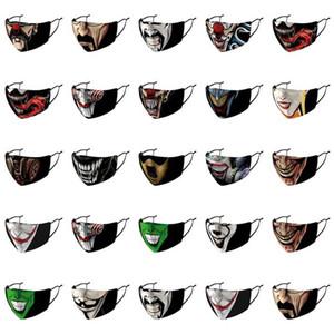 Masks Face Nose Phoenix Mask Cover Mask Occasion Cheap Earloop Designer Adjustable Joaquin Phoenix Joaquin Amazing Joker Strap Online sqcSp