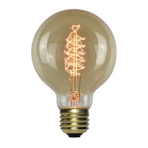 Retro Edison Light G80 T45 A19 T300 T185 Bulb E27 220V 40W Filament Incandescent Ampoule Bulbs Vintage Edison Lamp