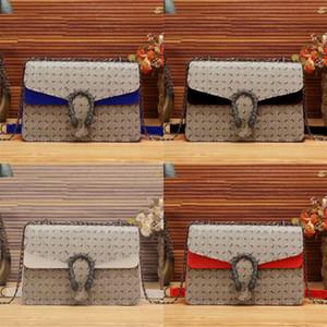 luxurys مصممي أزياء حقائب حقائب الكتف جلد النساء سلسلة حقيبة يد CROSSBODY حقائب سيدة Luxurys المصممين محفظة رسول حقيبة 25x16