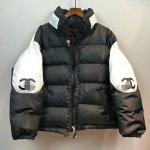 дизайнер Женская зимняя куртка парок женщины хлеб monclair пальто пуховик женщин Вниз Parka женщин Parka зимняя куртка канала с