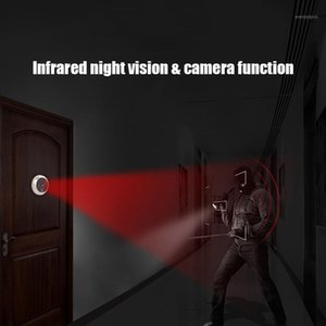 Doorbells Electronic Door Bell Viewer 2.8 Inch Screen IR Night Vision Peephole Camera JR Deals1