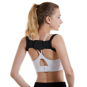 Men Women Spine Posture Corrector Posture Correction Band Humpback Back Pain Relief Corrector Brace Protection Back Shoulder W11