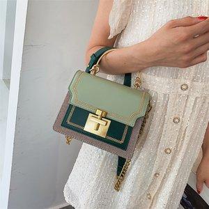 Fashion Purse Pu Chain Retro Handbag Bags Messenger Crossbody Leather Square B01-sb-fgxzyq New Bag Vintage Ladies Shoulder Women Vidje