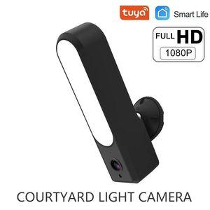 Floodlight IP Camera HD 1080P Waterproof Outdoor LED Lamp P2P WiFi Security Camera Courtyard light CCTV Surveillance