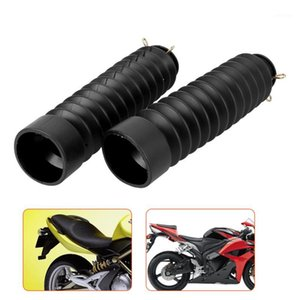 Motorcycle Absorber Dust Cover Universal Motorcycle Front Fork Absorber Dust Sleeve Protect Accessories1