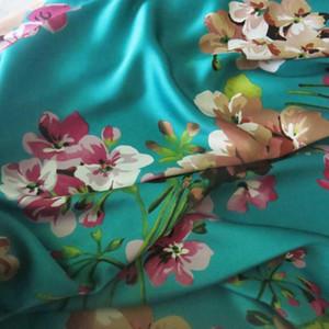 100 * 150 см, мягкие свадебные платья Материал Crepe Satin Charmeuse Table Aquamarine Pink Burgundy1