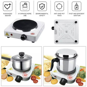 FreeShipping 110V 1000W Mini Electric Stove Laboratory Electric Stove Adjustable Heating Furnace Heater Hot Plates