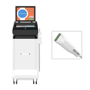 Beir design Golden Microneedle Efficient Fractional RF Equipment for Acne, Wrinkle Removal Salon Medical Beauty Machine