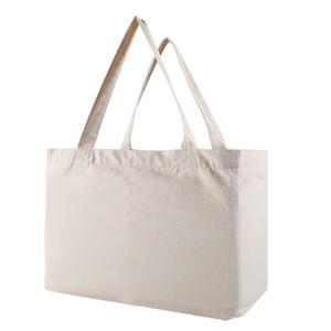 재사용 가능한 면화 에코 친화적 인 접이식 식료품 운반 가방 쇼핑백 캐리 토트 백
