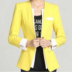 Plus Size 5XL 6XL Women blazers and Jackets Ladies Blaser Feminino 2020 New Spring Autumn Coat Feminine Female Work To Wear
