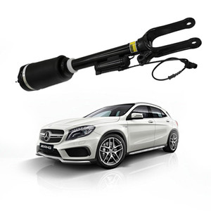 Shock absorber Mercedes Benz M-Class W164 GL-Class X164 Front With ADS high efficiency shock absorption 1pcs