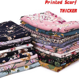 10 PS LOT bubble chiffon hijab scarf design flower shawls muslim scarves headscarf wraps Turbans headband long scarves1