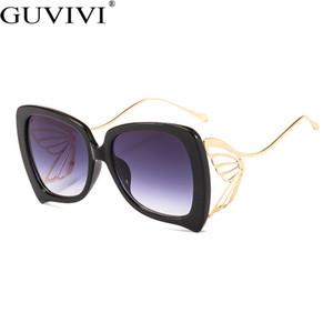 Guvivi gafas de sol femeninas