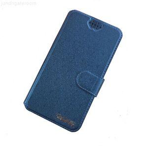 Case Slot in pelle universale con cella di carta per OUKITEL K7 / K8 / OK6000 PLUS / WP5000 / U19 / C9 / U18 Portafoglio Telefono TPU
