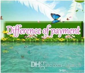 difference of payment for freight