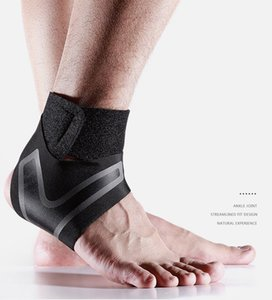 Outdoor sports ankle support men and women fitness cycling running pressurized basketball ankle guard sports protective gear