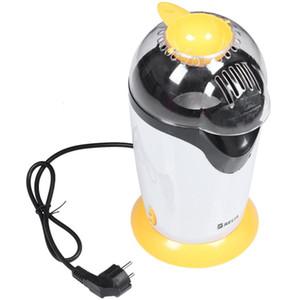 Top Sale 220V Portable Electric corn Maker Hot Air corn Making Machine Kitchen Desktop Mini Diy Maker, Eu Plug