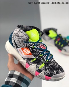 Hızlı 2020 Erkekler Kyrie S2 4 5 6 IV V VI Erkek Irving Basketbol Ayakkabı Boys Kadınlar Yakınlaştırma Sport Sneakers Boyut 7-12 nakliye Yeni koşu ayakkabıları