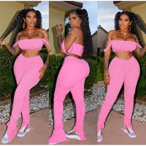 Women Sport Suit Two Piece Set Hooded Crop Top Short Pants Skinny Soild Sportwear Tracksuit Summer Clothes For Women