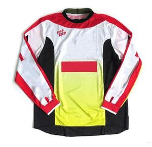 Estate Explosive Summer Summer Camicia a maniche lunghe T-Shirt Outdoor Mountain Mountain Bike Abbigliamento per motocicli Asciugatura rapida Asciugatura rapida