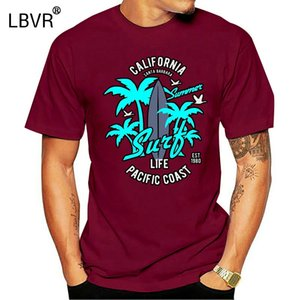 California Summer Surf Surfing Paradise Malibu Holiday Funny Surfen Loose Size Ajax Funny hoodie s t shirts sweatshirt
