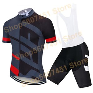2021 SPE Cycling Jersey Set Short Sleeve Summer MTB Cycling Clothing Pro Team Ropa Ciclismo Jersey And Shorts Gel Pad