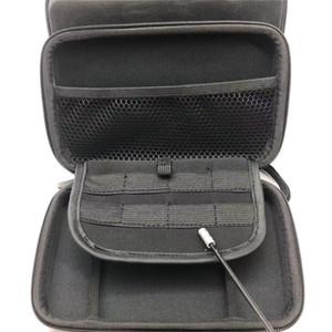 Nintendo ns switch acessório capa protetora saco de armazenamento saco de proteção NX saco de interruptor ns sacos quadrados preto tecido preto