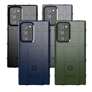 Armor de Escudo Rugged Capa de volta para Samsung Galaxy Nota 20 Ultra Shockproof Protect Protect Capa de Telefone Feu018