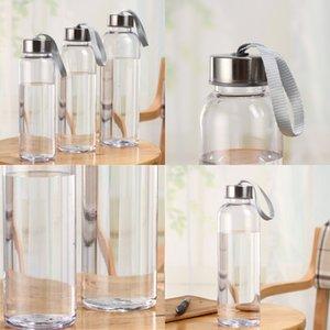 Leere Plastikflasche für Wasserreise Radfahren Bewegung Sport Tasse Kundengerechte Muster Logo Verhindern Bruch Becher Tragbare Neue Ankunft 2 8cc B2