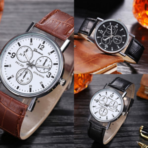 3XOAS Mens Saratoge Vanguard Esqueleto T V Sqt Silver Steel Watch Flor Case Miyota Sapphire Automatic New Watch Skeleton Dial Couro