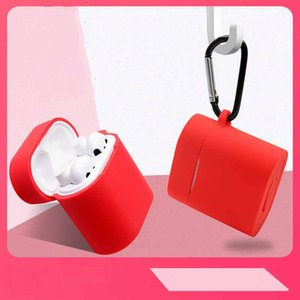 Suitable For Millet Protective Sleeve Millet Wireless Bluetooth Headset Silicone Soft Shell Anti-drop Belt Hanging Buc