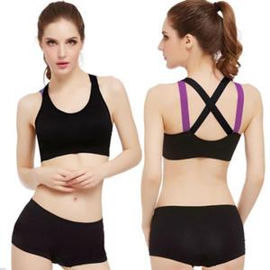 Gym Clothing Sports Bras For Women Seamless High Impact Support Bra Yoga Fitness Top Female Underwear Push-up Sportswear Bralette