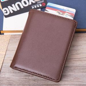 Vintage Men Wallet Genuine Leather Smart Wallets Male Multifunctional Card Holder Cowhide Male Purse Wallet