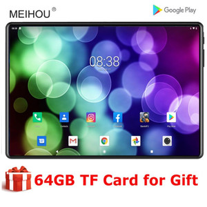 New Design 10 Inch tablet Android 9.0 Octa Core 3GB RAM 32GB ROM 4G FDD LTE Wifi GPS Phone Call Large Screen Tablet Pc 10.1