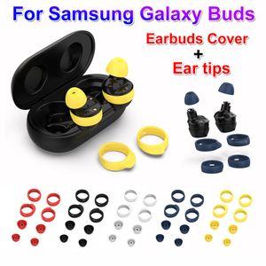 Samsung Galaxy Buds Yeni Moda Silikon In-kulak Kulaklık Kapak Kaymaz Kulaklık Kılıf Kulaklık kulaklık başlıkları Setleri Kulak ipuçları