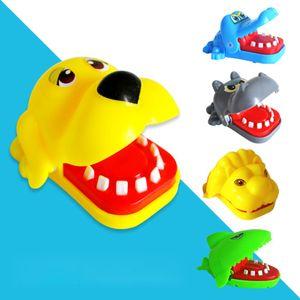 Mini Creative Don't Take Buster's Bones Beware Dog Party Game oyuncak toys for children candy grabber