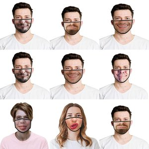 Masks Designer Face Reusable Face 3d Funny For Funny Cheap Cosplay Modest Costumes Masks Mask Face Halloween Date Release Printed sqcsg