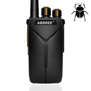 ABBREE AR-F1 Walkie talkie UHF 400-470MHz 16CH VOX 5W Ham Amateur CB Radio 10km Long Range Portable Two Way Radio1